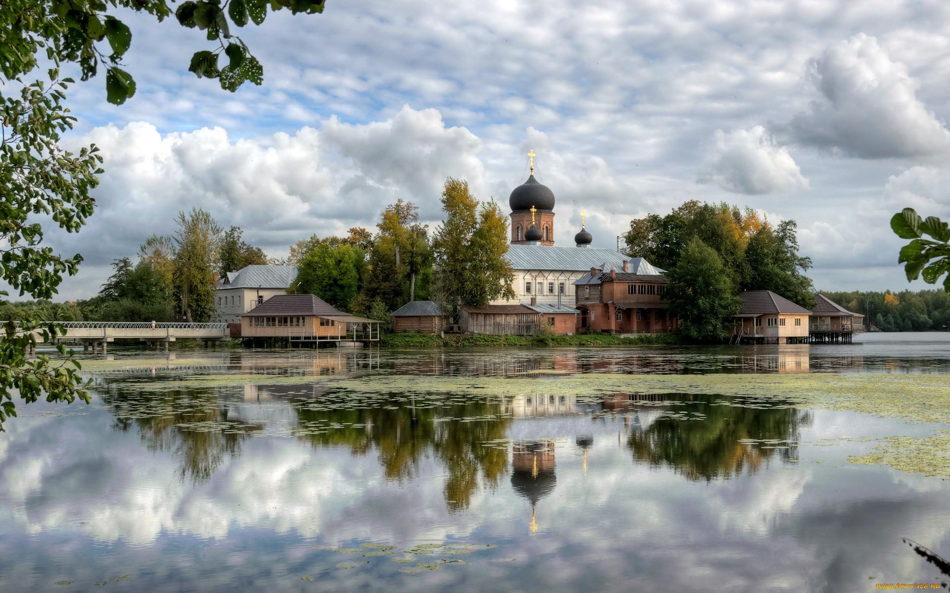 картинки монастырь у воды бурыкина провели
